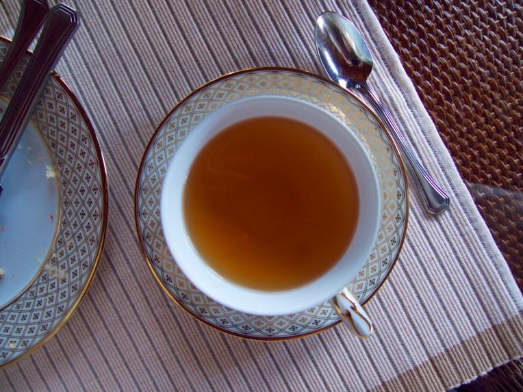 A proper tea