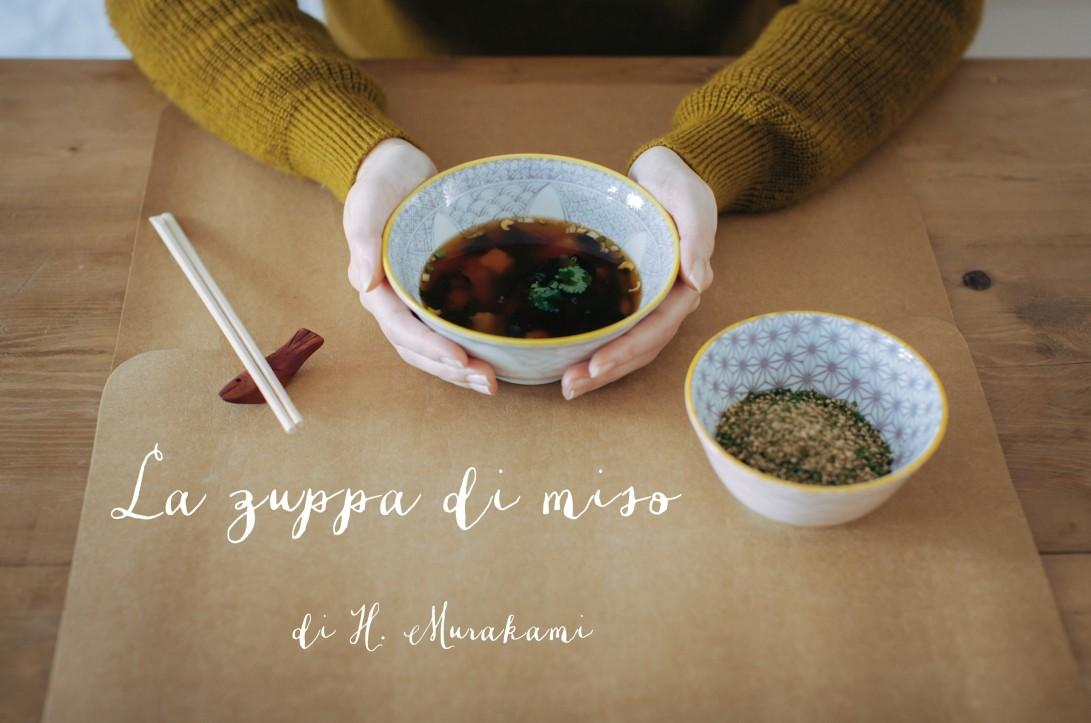 zuppa di miso romeo & julienne